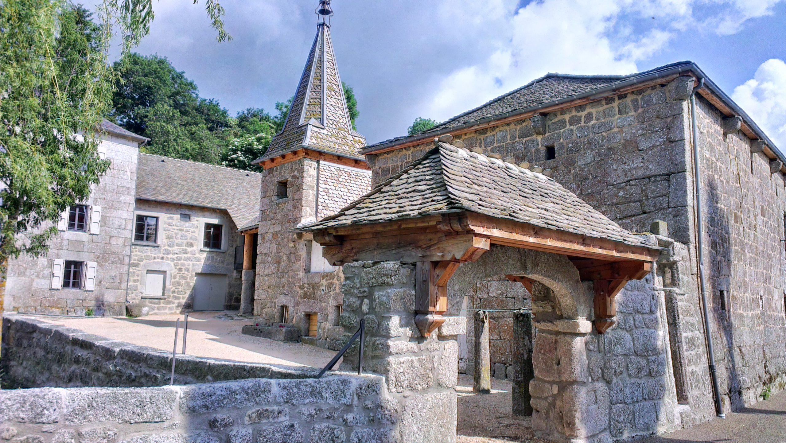 Domaine de Coulagnettes - St Amans - Margeride - Lac de Ganivet